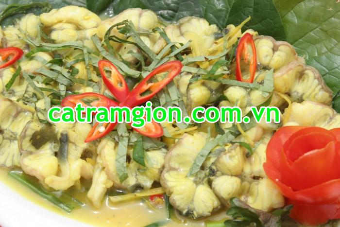 Cách chế biến món ăn ngon từ cá chình