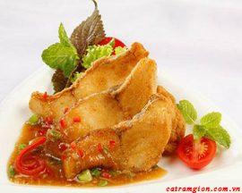 Cá trắm giòn chế biến được những món gì?