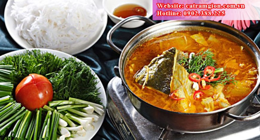 Những món ăn chế biến từ cá trắm giòn